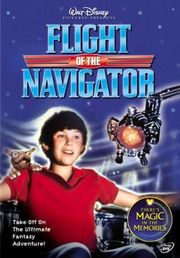 Flight of the Navigator Poster