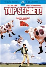 Top Secret! Poster