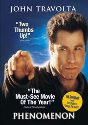 Phenomenon poster John Travolta George Malley