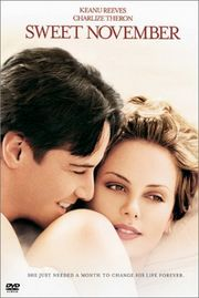 Sweet November poster Keanu Reeves Nelson Moss