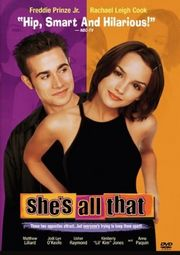 She&#039;s All That Poster