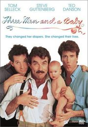 3 Men and a Baby Poster