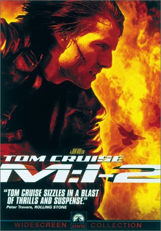 Poster del film Mission Impossible 2