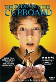 The Indian in the Cupboard Poster