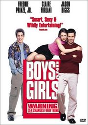 Boys and Girls Poster
