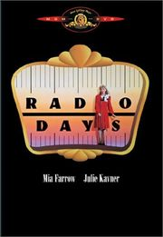 Radio Days Poster