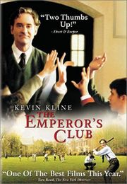 The Emperor&#039;s Club Poster