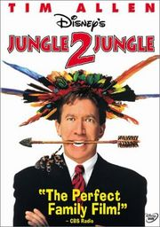 Jungle 2 Jungle Poster