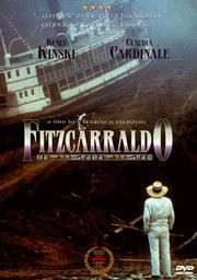 Fitzcarraldo Poster
