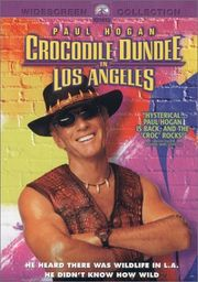 Crocodile Dundee in Los Angeles Poster