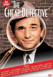 The Cheap Detective Poster