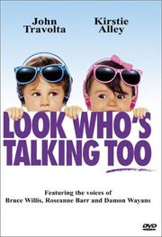Look Who&#039;s Talking Too Poster