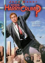 Who&#039;s Harry Crumb? Poster