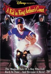 A Kid in King Arthur&#039;s Court Poster