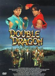Double Dragon Poster