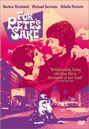 For Pete's Sake Poster