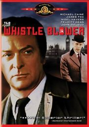 The Whistle Blower Poster