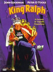 King Ralph Poster