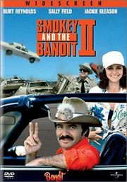 Smokey and the Bandit II poster Burt Reynolds Bandit
