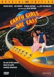 Earth Girls Are Easy Poster