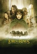 The Lord of the Rings - The Fellowship of the Ring movie poster