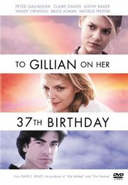 To Gillian on Her 37th Birthday Poster