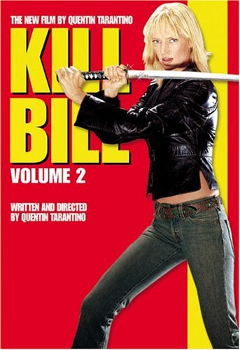 Poster del film Kill Bill - Vol.2