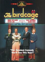 The Birdcage Poster