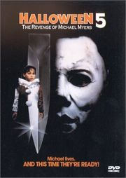 Halloween 5 Poster