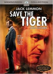 Save the Tiger Poster