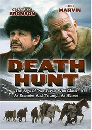 Death Hunt Poster