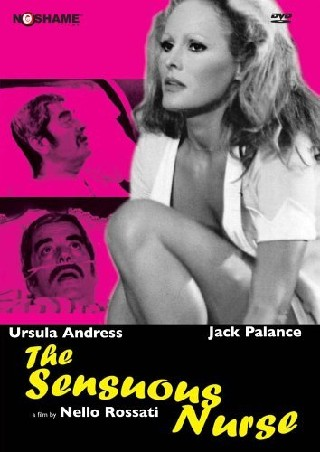 The Sensuous Nurse (L'infermiera) (The Secrets of a Sensuous Nurse) (Nurse Anna)