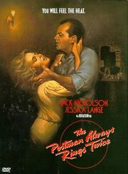 The Postman Always Rings Twice Poster