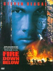 Fire Down Below Poster