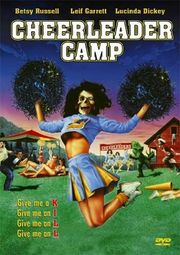Cheerleader Camp Poster