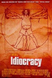 Idiocracy Poster