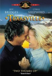 Texasville Poster
