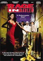 A Rage in Harlem Poster