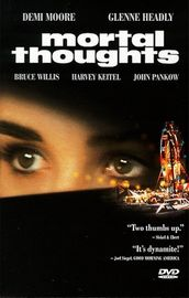 Mortal Thoughts Poster