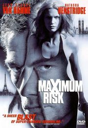 Maximum Risk Poster