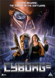 Cyborg 2 Poster