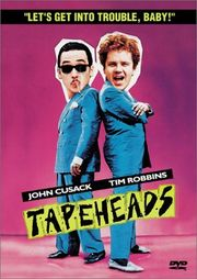 Tapeheads Poster