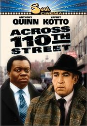 Across 110th Street Poster