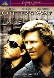 Cutter&#039;s Way Poster