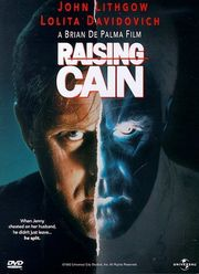 Raising Cain Poster