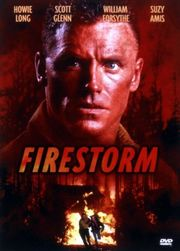 Firestorm Poster