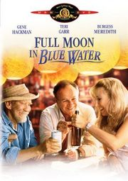 Full Moon in Blue Water poster Gene Hackman Floyd