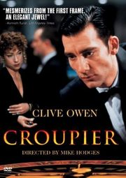 Croupier Poster