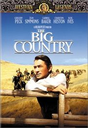 The Big Country movie posters