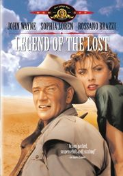 Legend of the Lost Poster